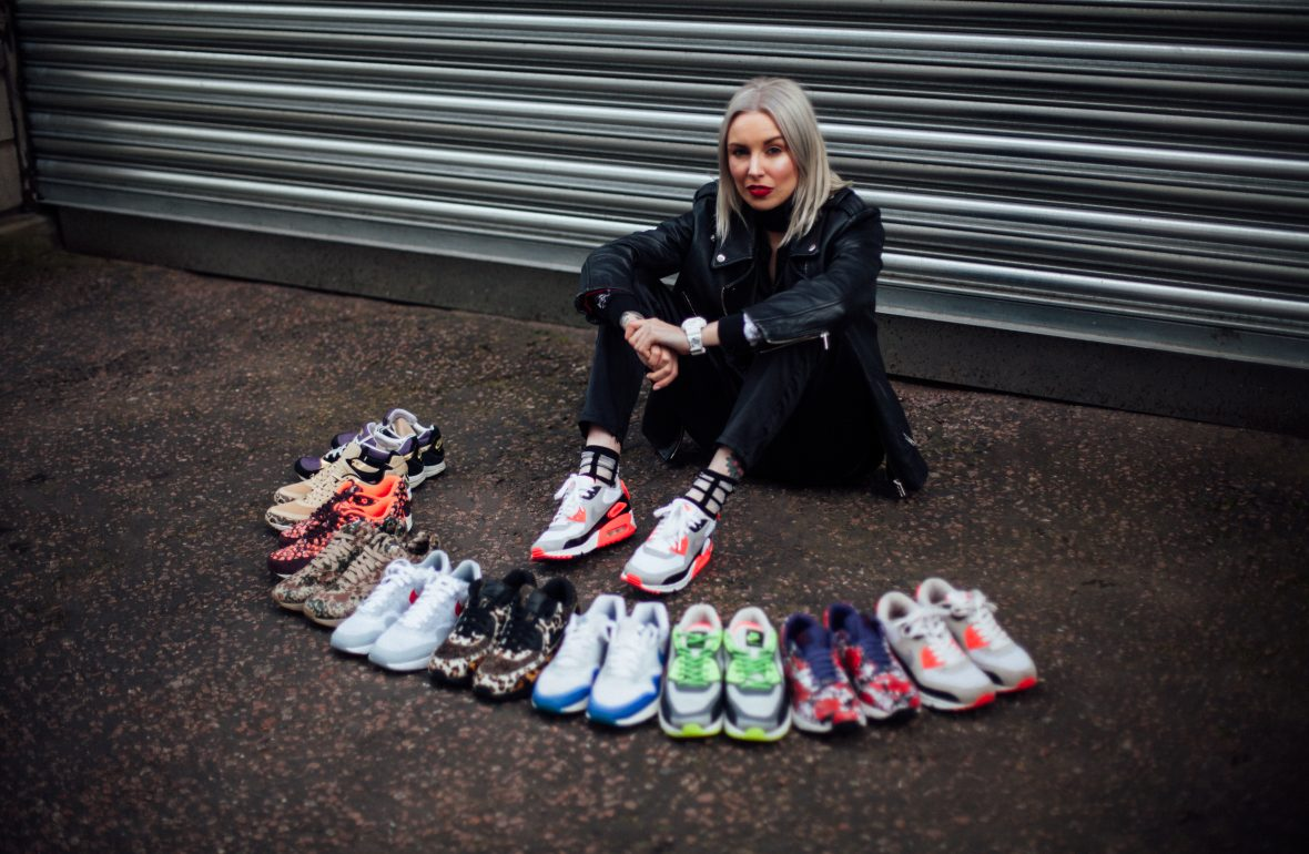 a189e05a6744f My Air Max 1   90 collection... - Kitty Cowell