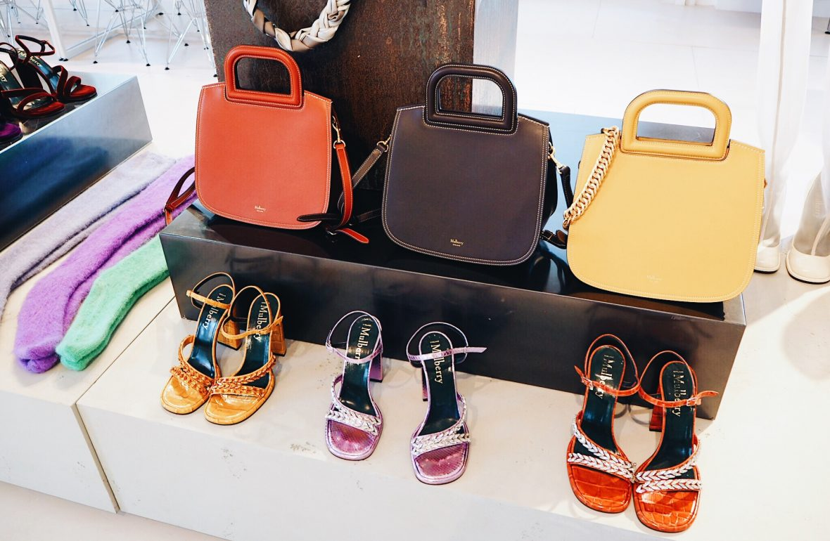 Mulberry AW17 Press Day - Kitty Cowell