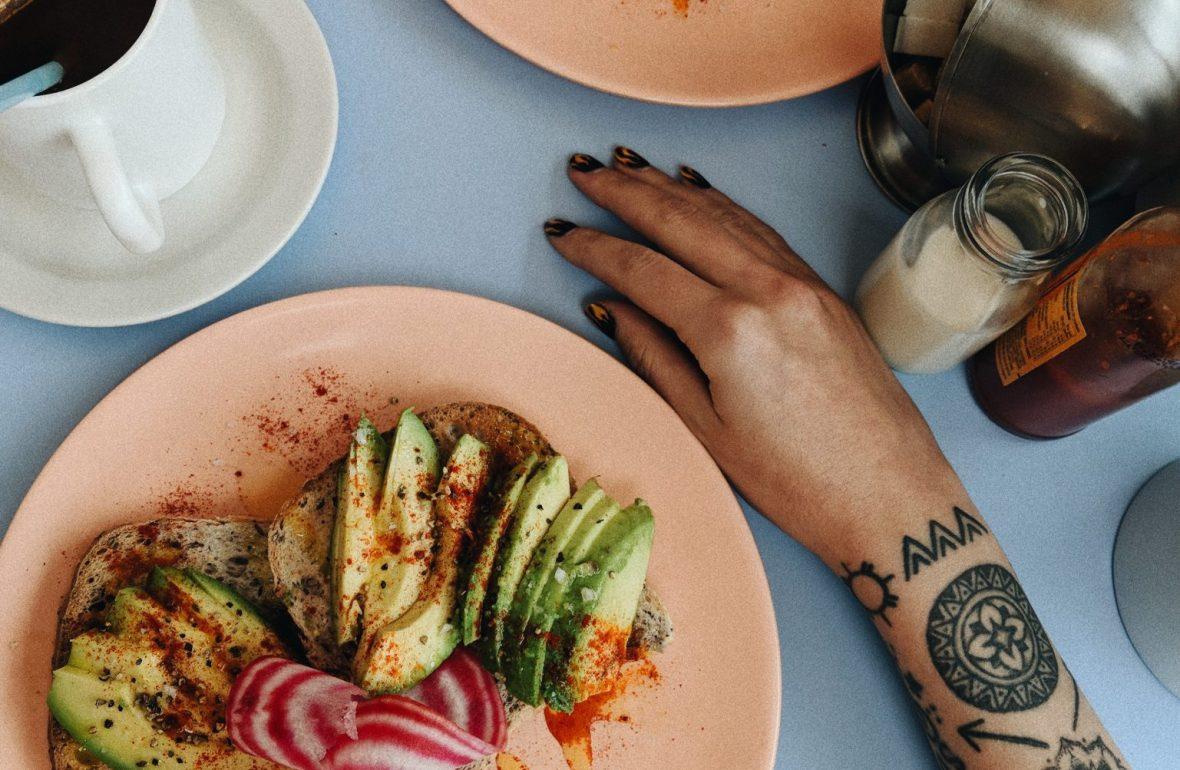 My Latest Gluten Free Veggie Restaurant Finds In London