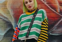 The 'IT' Rainbow Jumper for Autumn.
