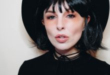 Halloween Make Up: Lydia  Deetz, Beetlejuice.
