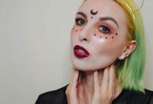 Halloween Make Up: A Halloween Creature!