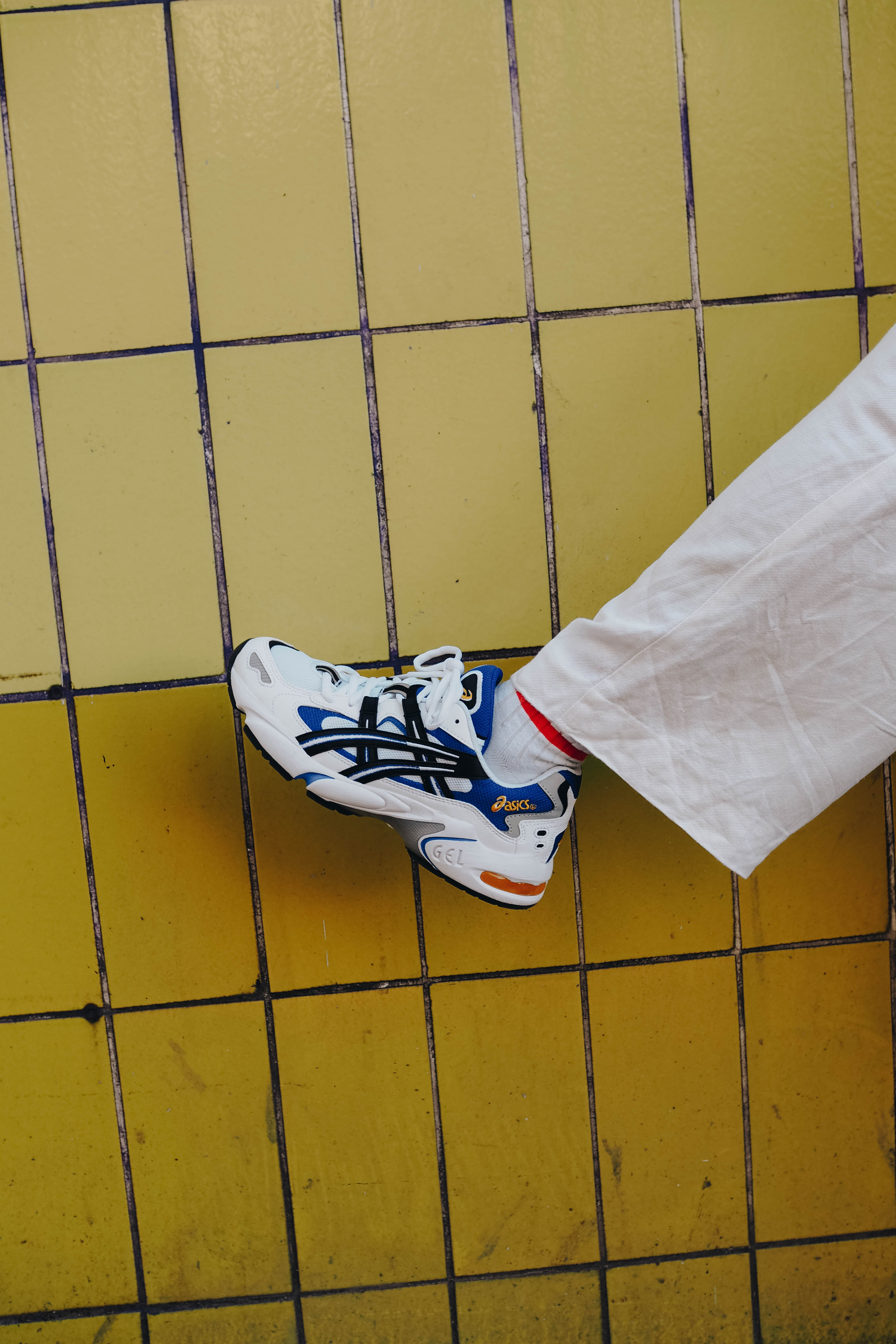 terminar Experto Correo  My first time in Berlin. Asics Gel-Kayano 5 launch with Highsnobiety. -  Kitty Cowell