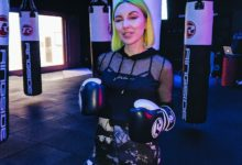 Punch Class at Virgin Active, get fit and punch out your stress!