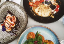 The Best 6 Vegan, Gluten Free Restaurants in & around London right now.