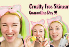 Cruelty-Free Skincare / Get Ready With Me, Quarantine Edition.