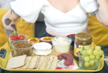 The Best Vegan Cheese Board