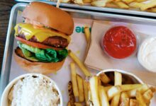 The Best Vegan, Gluten Free Burgers in London