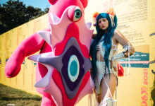 What the artists and creators wore to Leeds Fest!